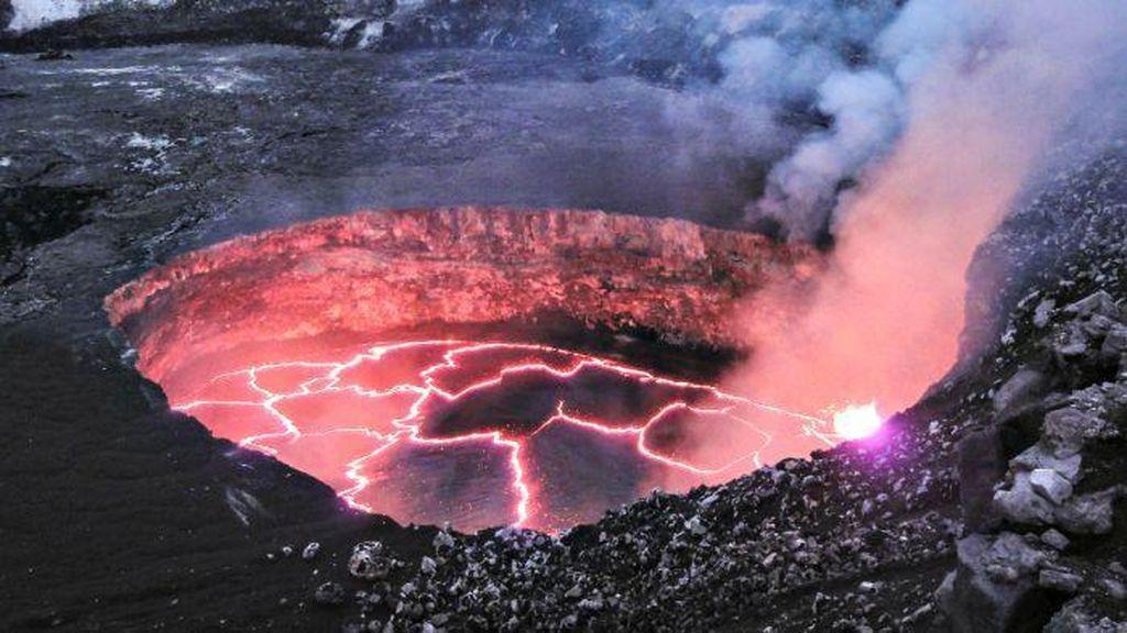 Misteri Gunung Berapi Teraktif di Dunia Berhasil Diungkap