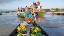 Tips Jalan-jalan ke Pasar Terapung Ikonik di Banjarmasin