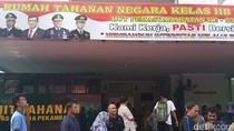 Eks Kepala Pengamanan Rutan Pekanbaru Ditahan Terkait Pungli