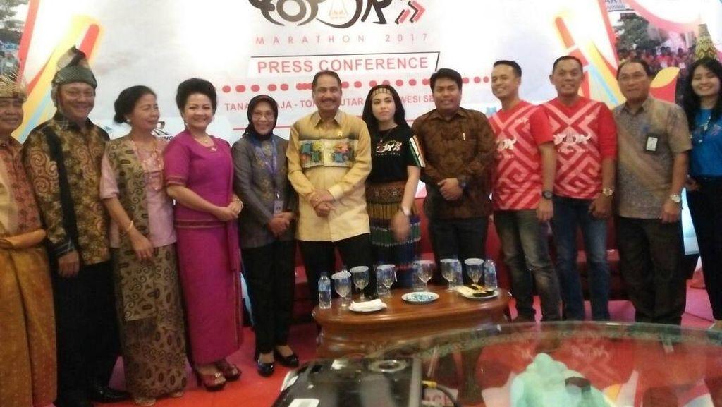 Siap-siap! Akan Ada Marathon di Atas Awan di Toraja
