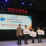 Toyota Ajak Anak-anak Gambar Mobil Masa Depan