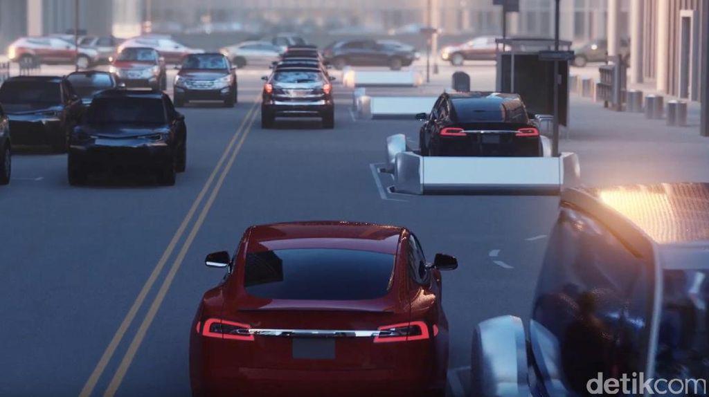 Atasi Kemacetan di Jalanan, Iron Man Buat Terowongan Bawah Tanah
