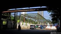 Menengok Pembangunan Stasiun Kereta Bandara