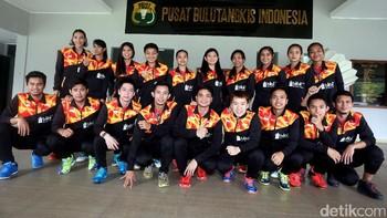 Sambutlah Piala Sudirman!