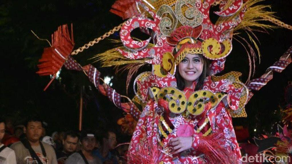 Malam Nanti, Kembali Digelar Semarang Night Carnival