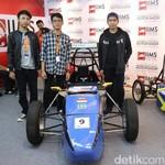 Mahasiswa Yogyakarta Ini Ingin Buat City Car Bertenaga Listrik