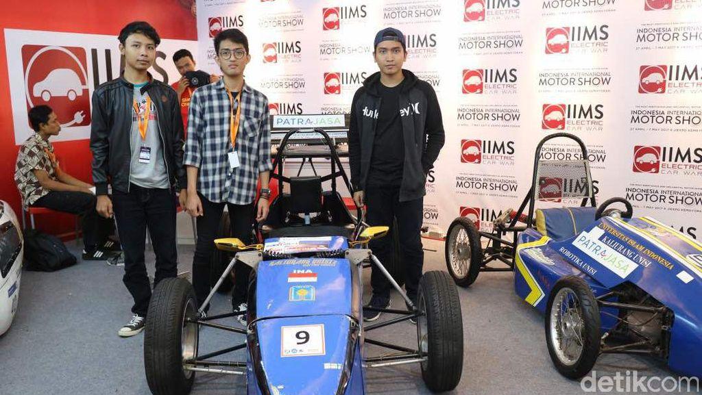 Kata Mahasiswa Soal Kendala Kembangkan Mobil Listrik di Indonesia