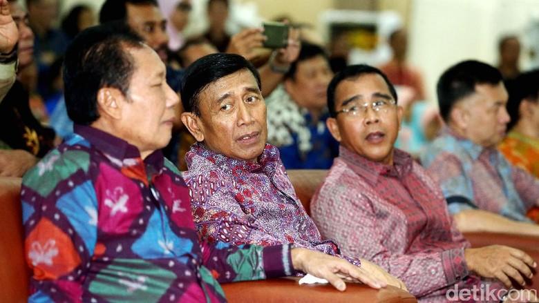 Ketum PBSI Wiranto Akui Ada Kesalahan Strategi di Piala Sudirman