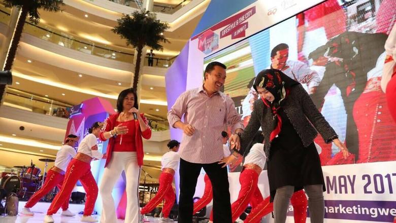 Senam Poco-Poco, Cara Menpora Imam Nahrawi Promosikan Asian Games 2018