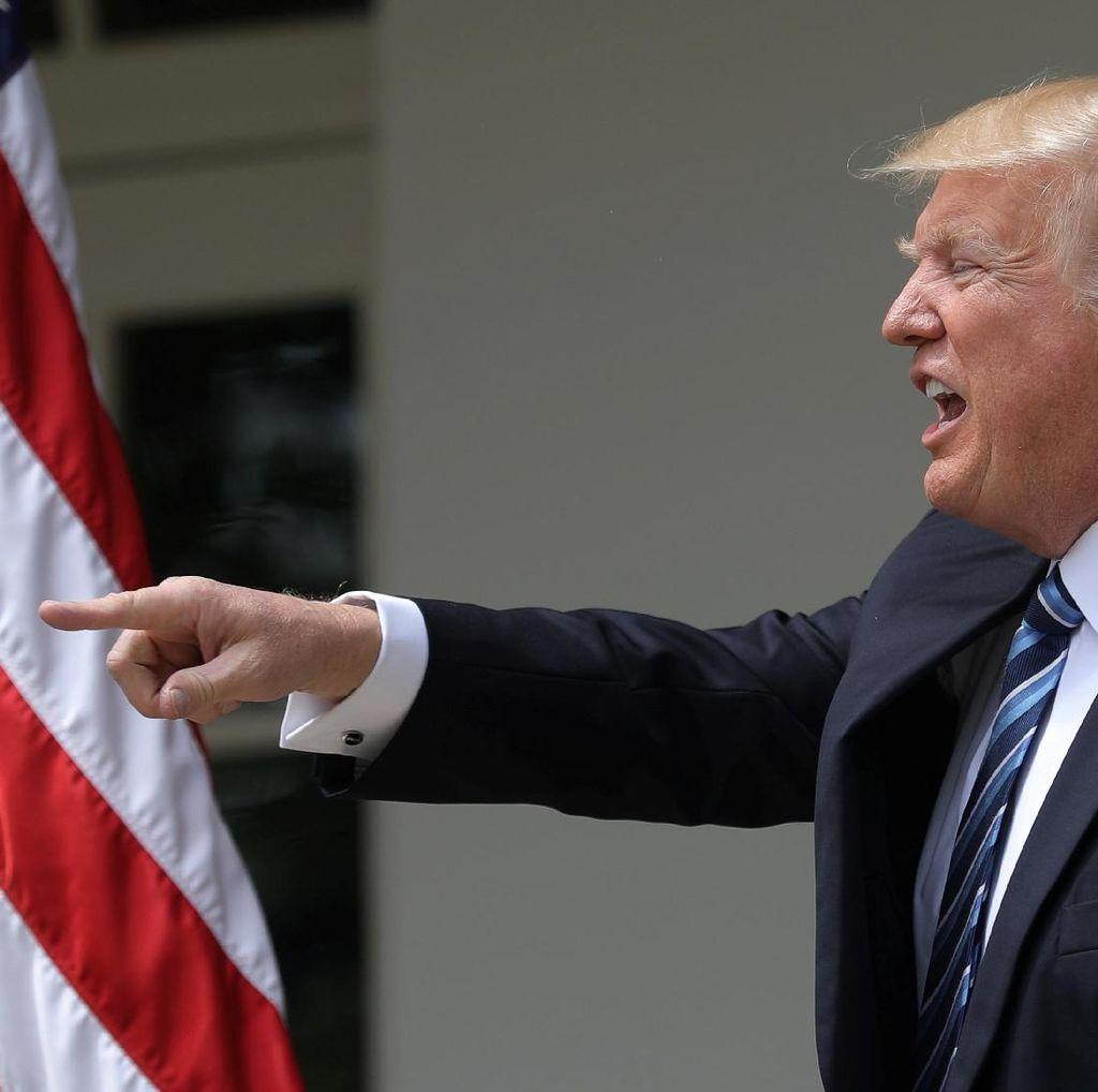 Trump Bertemu PM India Narendra Modi di Washington Hari Ini