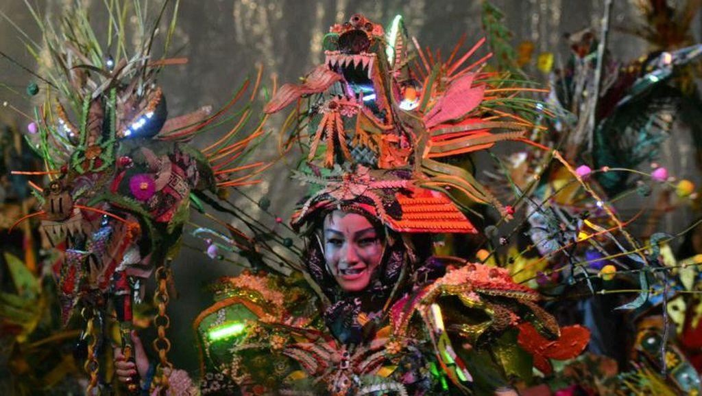 Nanti Malam, Semarang Night Carnival Akan Dimeriahkan Peserta Mancanegara
