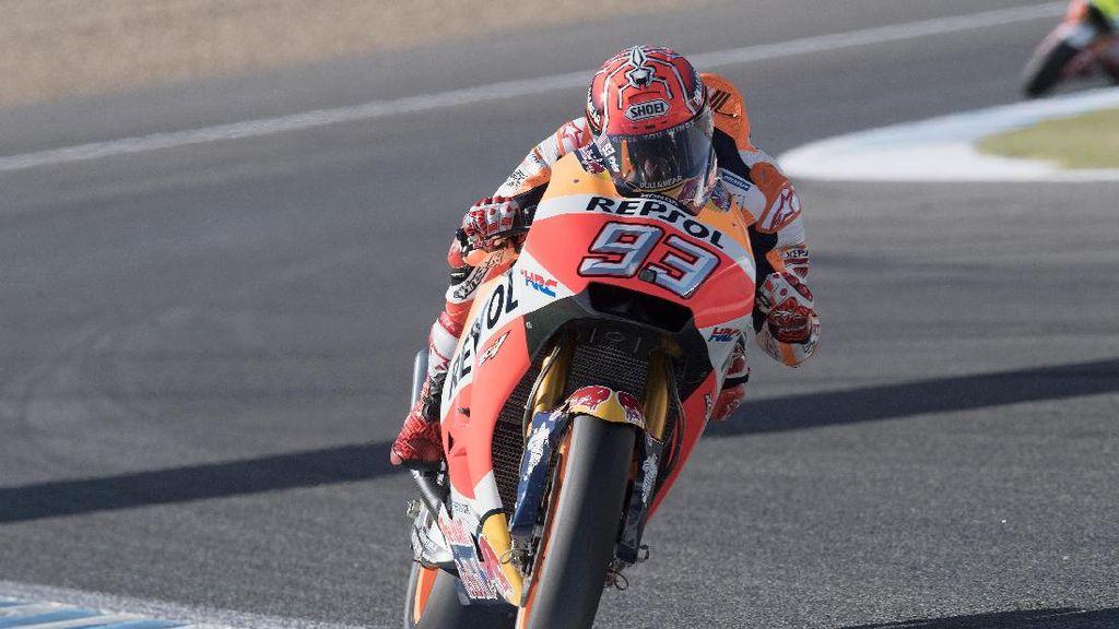 Marquez: Perebutan Gelar Juara Dunia Musim Ini Sangat Terbuka
