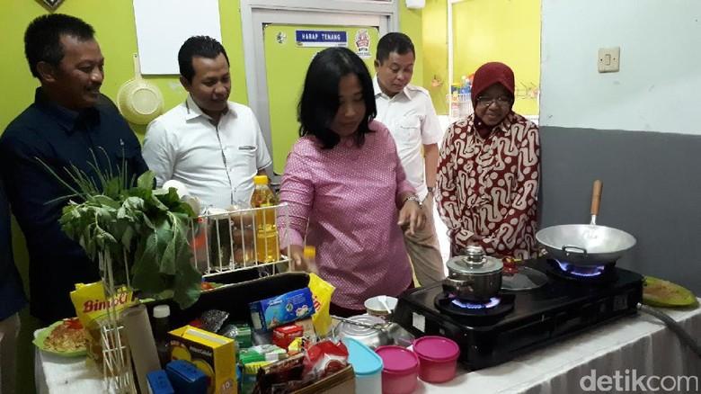 Jonan Resmikan 24 Ribu Sambungan Rumah Gas Bumi di Surabaya