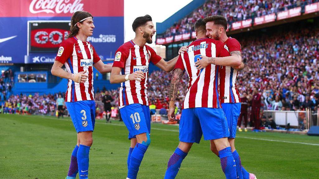 Membalikkan Kedudukan Lawan Madrid Bukan Mission Impossible untuk Atletico