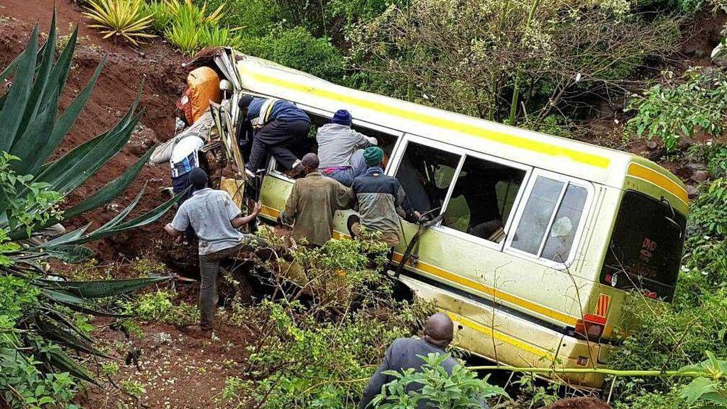 Kecelakaan Bus di Tanzania, 29 Siswa Tewas