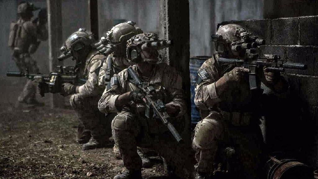Aksi SEAL Team Six: Bunuh Osama Sampai Selamatkan Kapten Phillips