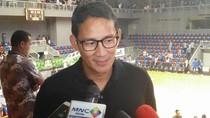 Sudirman Said Pimpin Tim Sinkronisasi, Sandi: Beliau Paket Lengkap