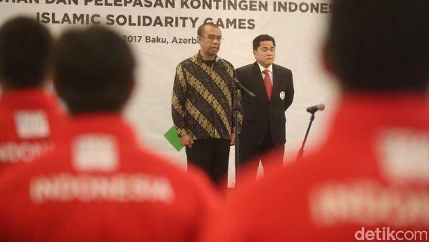 Indonesia Targetkan Lima Besar di ISG 2017