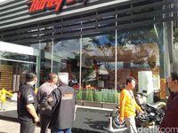 Harley-Davidson Buka Showroom di Jimbaran Bali