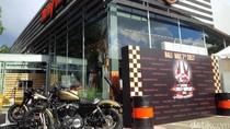 Harley Dirakit di Thailand, Harga Bisa Lebih Murah