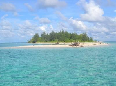 Kepulauan Balabalagan, Surga Tersembunyi di Selat Makassar