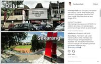 Tri Lomba Juang, pusat olah raga Kota Semarang