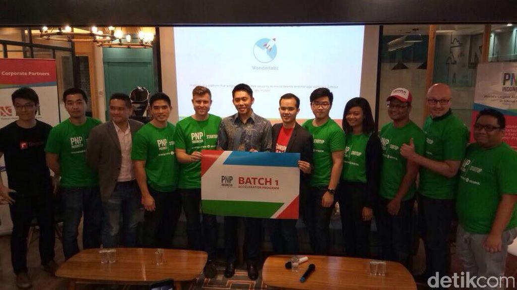 11 Startup Lokal Digembleng Akselerator Silicon Valley