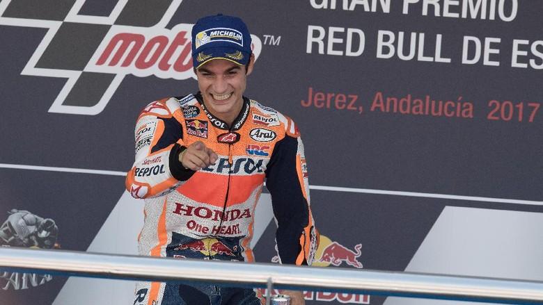 Rossi: Pedrosa Sama Berbahayanya seperti Marquez dan Vinales