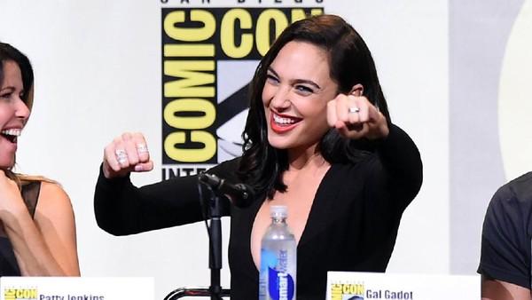 Pengorbanan Gal Gadot sebagai Wonder Woman, Dikritik Punya Dada Kecil