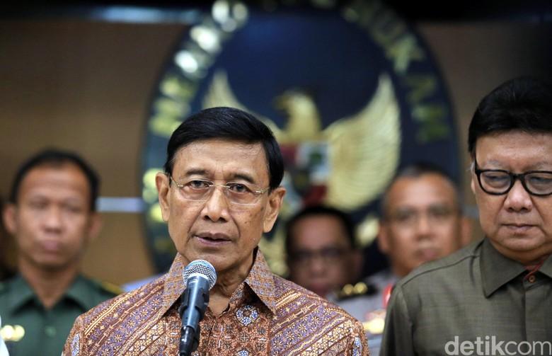 Wiranto: HTI Memiliki Hubungan Dekat ISIS