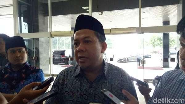Cerita Fahri Hamzah soal Aksi Penolakan di Manado