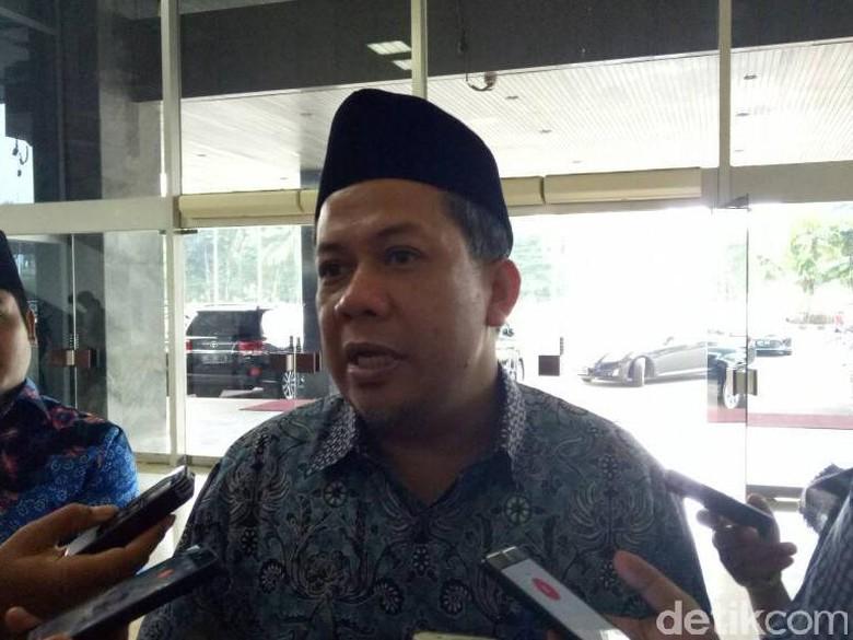 Ditolak Massa, Fahri Hamzah Tinggalkan Manado