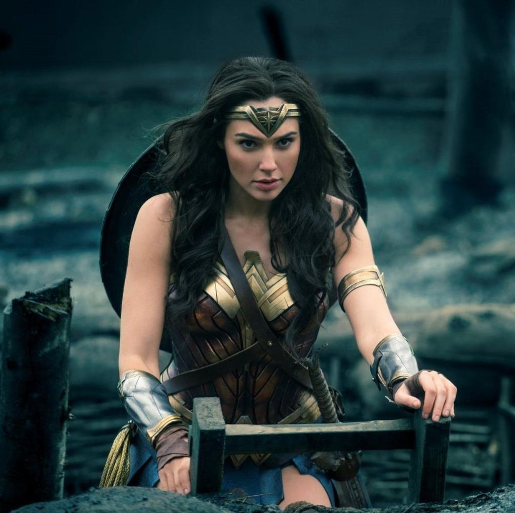 Ada Bom Manchester, Premiere Wonder Woman di London Batal
