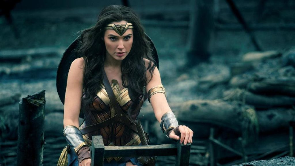 Wonder Woman dan Deretan Superhero DC Terlaris
