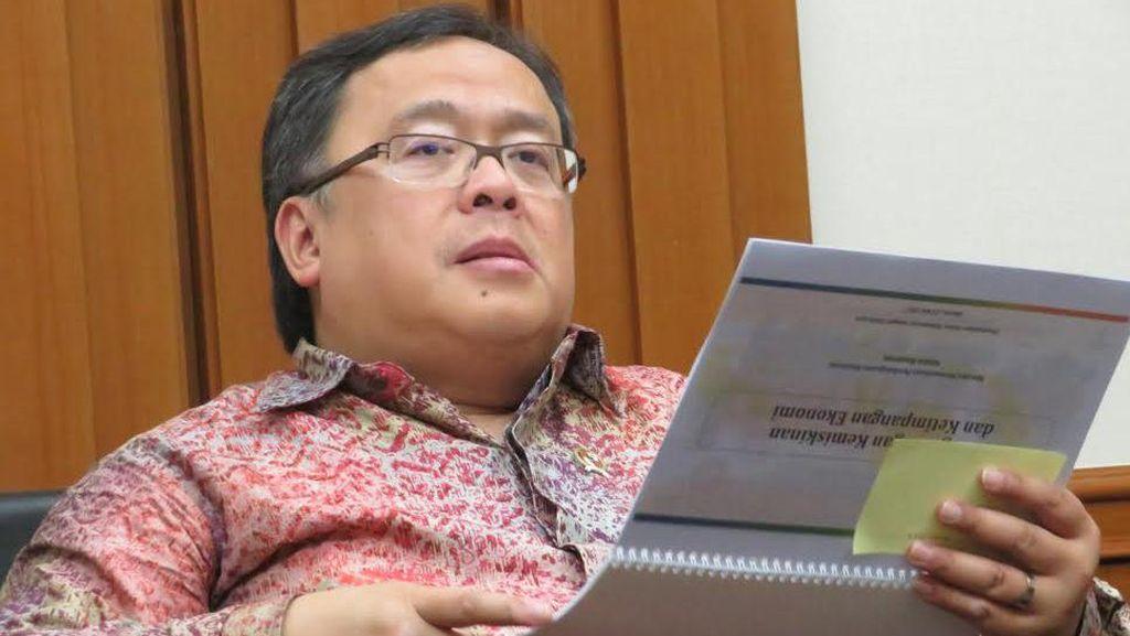 Batal Dapat Rp 7 M, Bappenas Tetap Kaji Pemindahan Ibu Kota