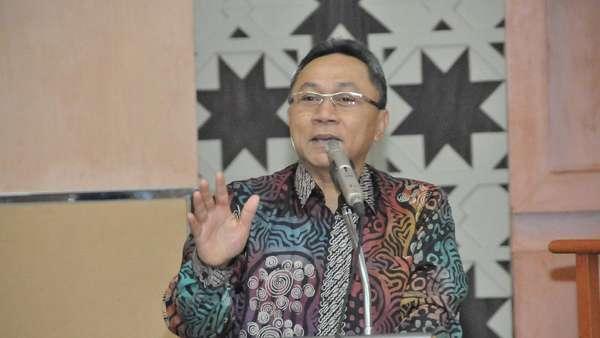 Ketua MPR: Ormas Bertentangan dengan Pancasila Harus Dilarang