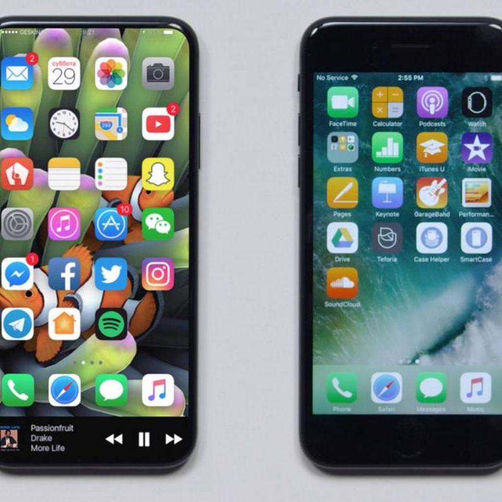 LG Sudah Siap-siap Pasok iPhone 9