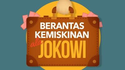 Program Berantas Kemiskinan ala Jokowi