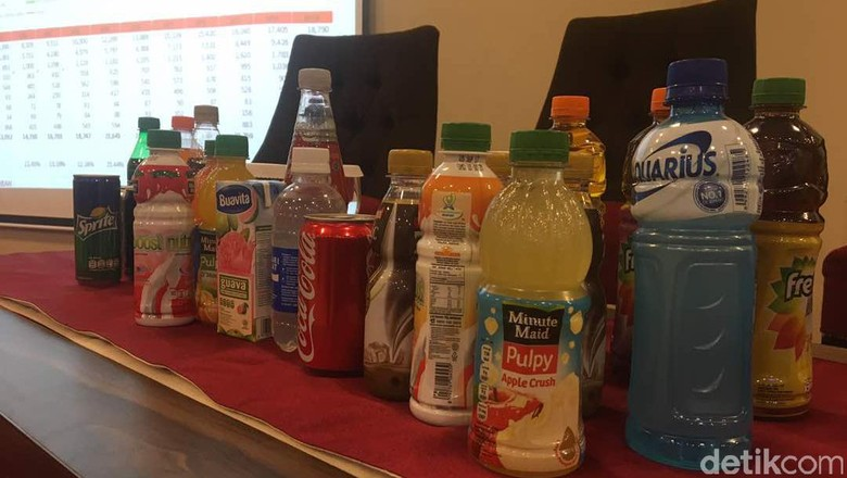 Pengusaha Andalkan Lebaran Dongkrak Penjualan Minuman Ringan
