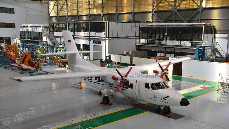 Pesawat N219 Buatan Bandung Harus Uji Terbang 300 Jam
