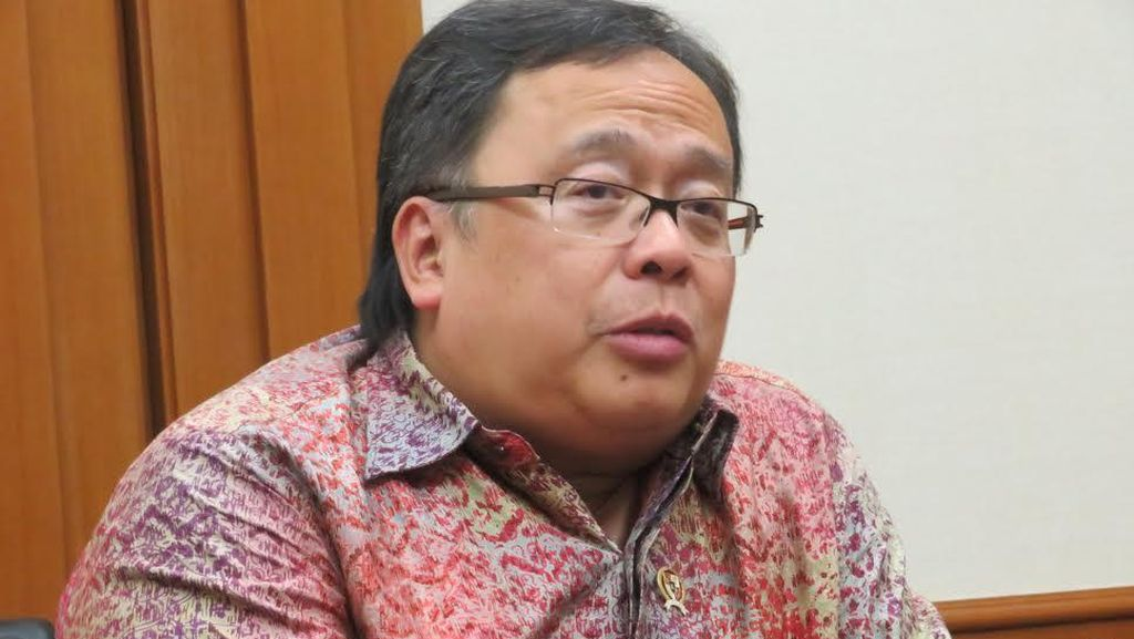 Ide Pindah Ibu Kota, Menteri Bambang: Jakarta Sudah Terlalu Berat