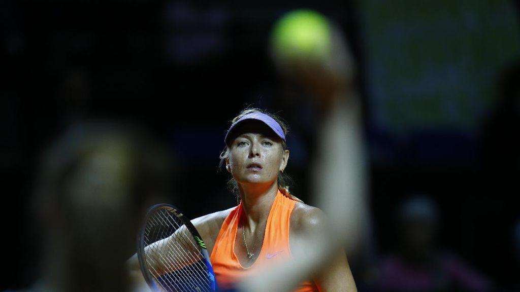 Sharapova Tak Cemas soal Wild Card di Wimbledon