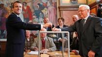 Macron Menangi Pilpres Prancis