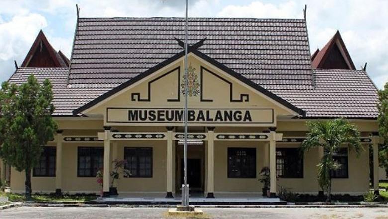 Museum Balang di Palangkaraya (@museumbalanga/Instagram)