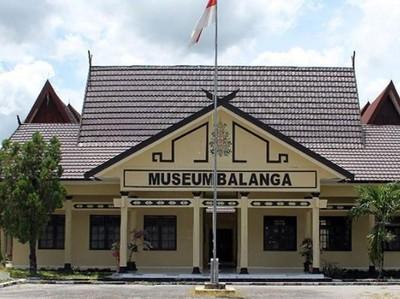 Makin Kenal Suku Dayak di Museum Balanga