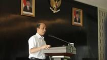 Listrik Padam Saat Wamen ESDM Arcandra Tahar Hadiri Dialog di Riau