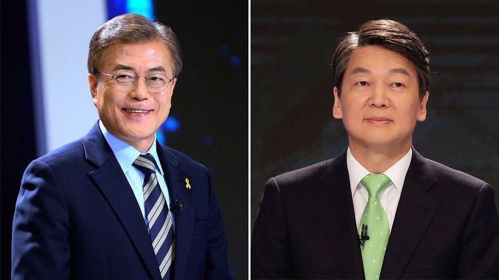 Korupsi dan Korea Utara Warnai Pilpres Korea Selatan
