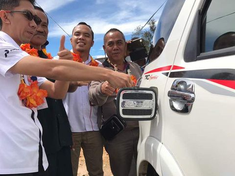 Pertamina pasok BBM satu harga di desa terpencil Papua