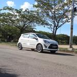 Pengalaman Pertama Bersama New Toyota Agya