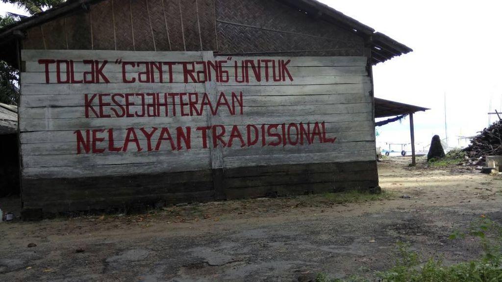 Nelayan Kecil Protes Ikan Habis Gara-gara Cantrang